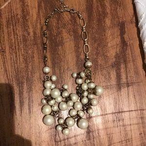 Stella & Dot Jewelry - Stella and dot pearl necklace